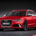 Jaunais Audi RS 6 Avant