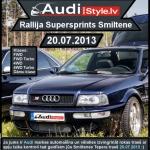 Audi-Style Rallija pasākums