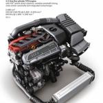 AUDI iegūst balvu par labāko dzinēju