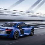 Audi R8  Nirnbergas trasē