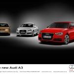 Jaunais Audi A3
