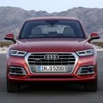 Jaunais Audi Q5 (2016)