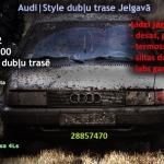 Audi-Style Dubļu trase (2012)