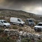 Volkswagen Commercial  jaunie modeļi