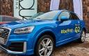 Audi Q2 iegūst zelta apbalvojumu