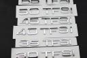 Jaunie Audi nosaukumu apzīmējumi